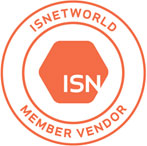 ISNETWORLD member vendor logo